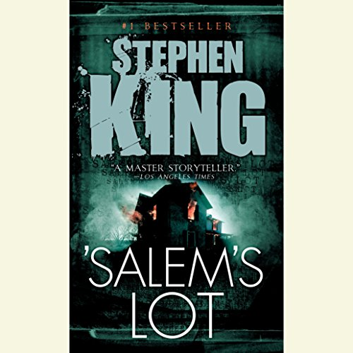 Page de couverture de Salem's Lot