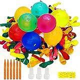 Globos de Agua Bombas de Agua 1000 Globos de Agua Globos Globos de Colores Fácil de llenar