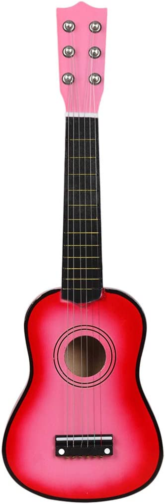 Baosity NEW before selling Finest Solid Wood 21inch 6 Musica Guitar Acoustic Super-cheap String