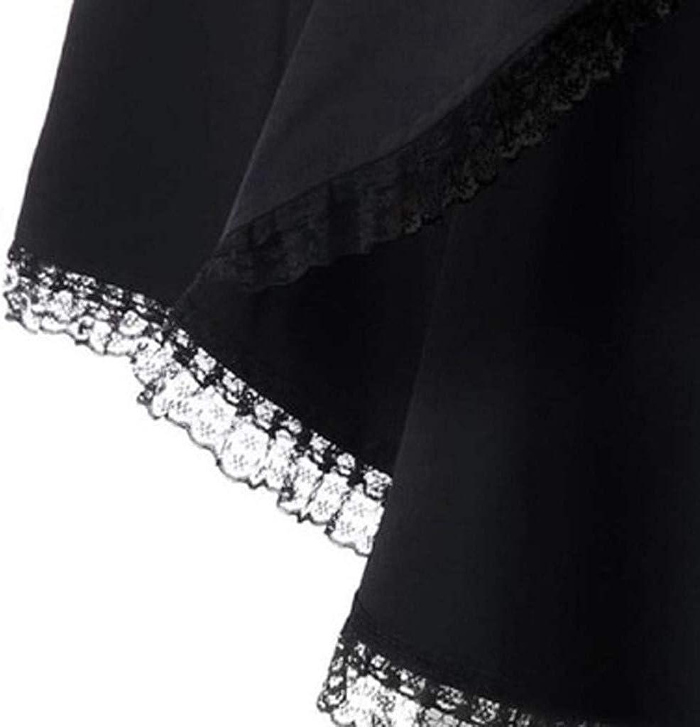 SUMTTER Steampunk Damen Mantel Karneval Fasching Kostüm Gothic Jacke Lang Coat Retro Frack Mantel Vintage Kostüm Schwalbenschwanz Sale Schwarz2