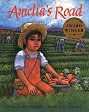 Image of Amelias Road by Linda. Brand catalog list of Lee & Low Books.