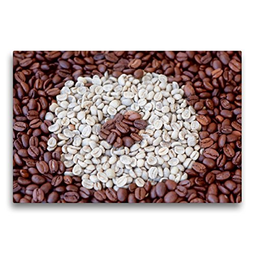 Premium Textil-Leinwand 75 x 50 cm Quer-Format Kaffee (CH-Version)   Wandbild, HD-Bild auf Keilrahmen, Fertigbild auf hochwertigem Vlies, Leinwanddruck von Thomas Jäger