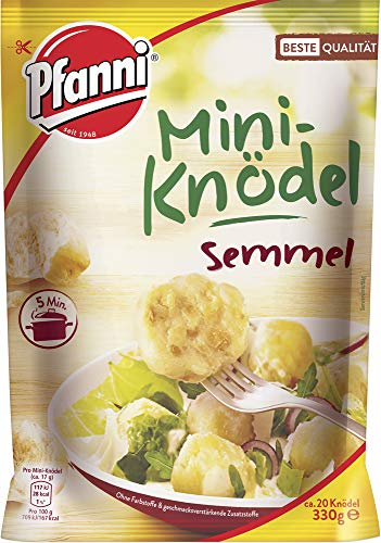 Pfanni Mini Semmelknödel, 7er-Pack (7 x 330 g)