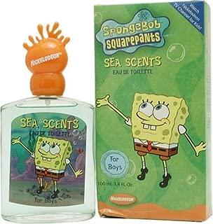 Spongebob Squarepants Eau De Toilette Spray By Nickelodeon For Men