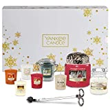 Yankee Candle Confezione Regalo Natalizia con Candele Profumate e Accessori
