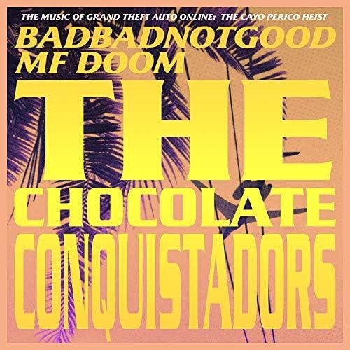 Badbadnotgood & MF Doom