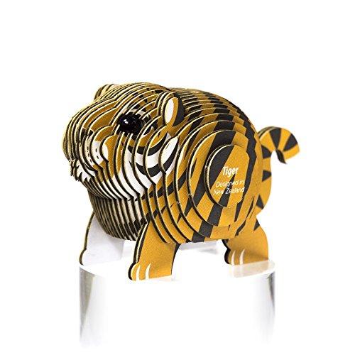 Dodoland 61123 - Puzzle Eugy - Tiger