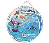 Water Sports 81055-7 Swim Thru Rings Assorted Pack