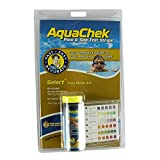 AquaChek 541604A Select Kit Test Strip for Swimming Pools