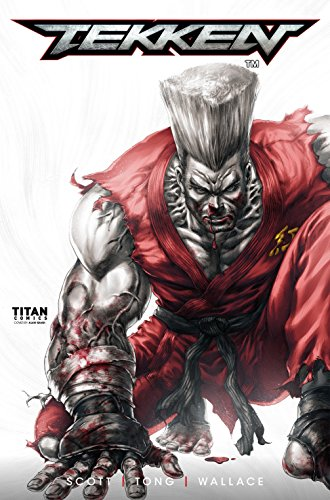 Tekken #4 (English Edition)