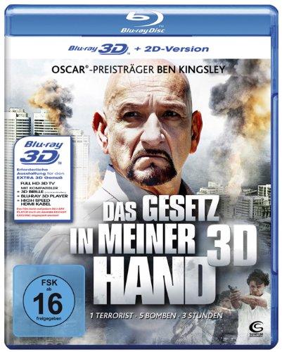 Das Gesetz in meiner Hand [3D Blu-ray + 2D Version]