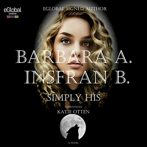 Simply His Audiobook By Bárbara Andrea Insfrán Bogado cover art