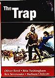 THE TRAP, REGION 1 IMPORT, OLIVER REED, RITA TUSHINGHAM