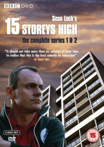 15 Storeys High : Complete BBC Series 1 & 2 [DVD]