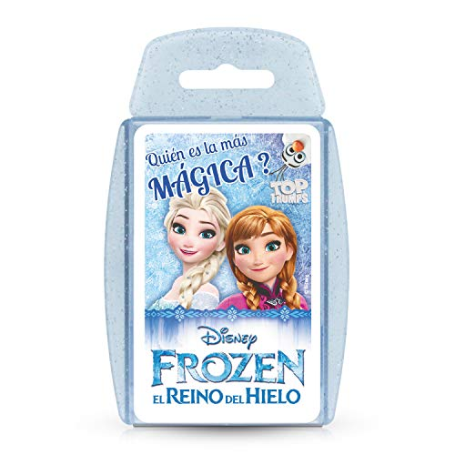 Top Trumps Disney Frozen (10414), multicolor (ELEVEN FORCE 1)