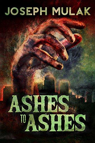 Book: Burnt Ashes by Joseph Mulak