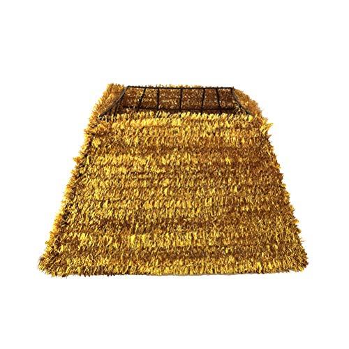 Schone Products (UK) - Gonna a base di albero dorata, motivo albero