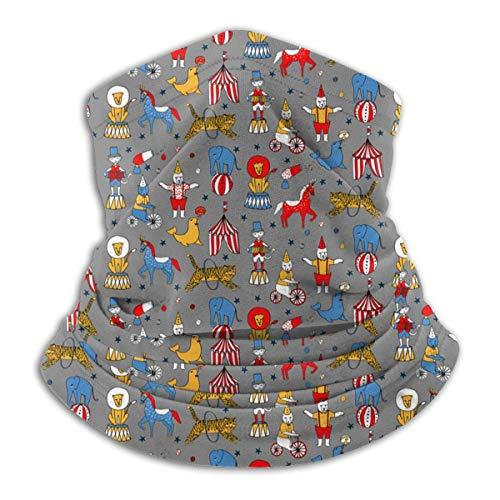 XXWKer Microfibre Chapeaux Tube Masque Visage Tour de Cou Cagoule, Chihuahua chien amour New York City unisexe extérieur coupe-vent anti-poussière cou plus chaud sport visage Bandana cagoule