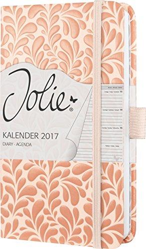 Sigel J7304 Wochenkalender Jolie 2017, ca. A6, Melon Splash - weitere Designs