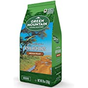 Green Mountain Coffee Roasters Single Origin Kenya Highlands, Ground Coffee, Medium Roast, Bagged 10 oz