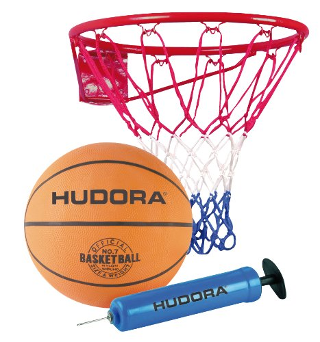 HUDORA Basketball-Set Slam It - Basketballkorb, Basketball - 71710