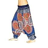 Mienloco, pantaloni da donna, harem, Aladdin, calzoni alla zuava - molti modelli A15 Tagli...