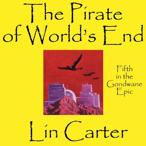 The Pirate of World's End audiobook cover art