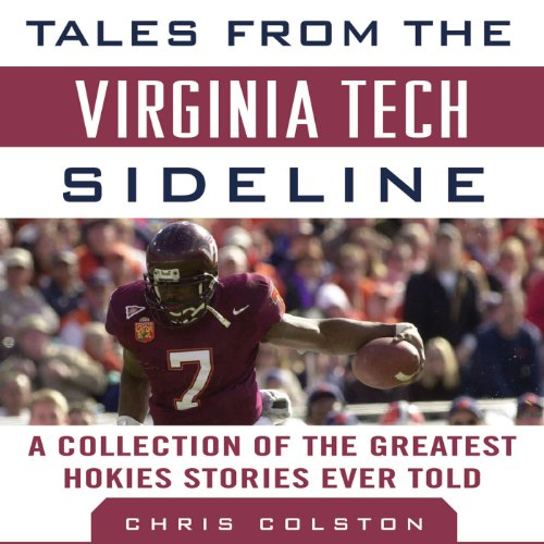 Tales from the Virginia Tech Sideline cover art