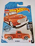 Hot Wheels 2020 Rod Squad '49 Ford F1, Orange 120/250