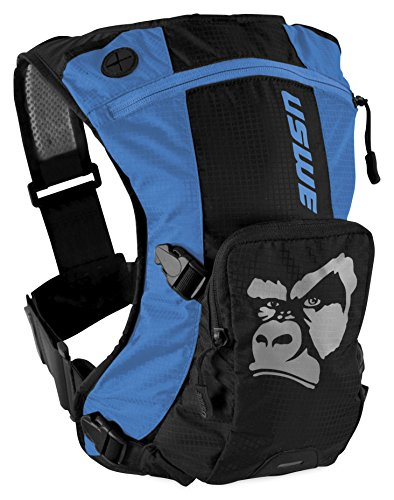 Uswe Blue-Black Ranger - 3 Litre Hydration Pack (Default , Blue)