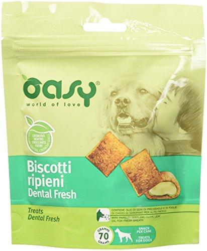 Oasy Snack Dog Biscotti Dental Fresh Gr 70