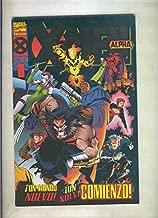 X Men: Alpha, la era de apocalipsis