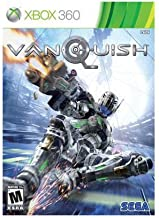 New Sega Vanquish X360 Third Person Shooter Complete Product Standard Xbox 360 Excellent Performance