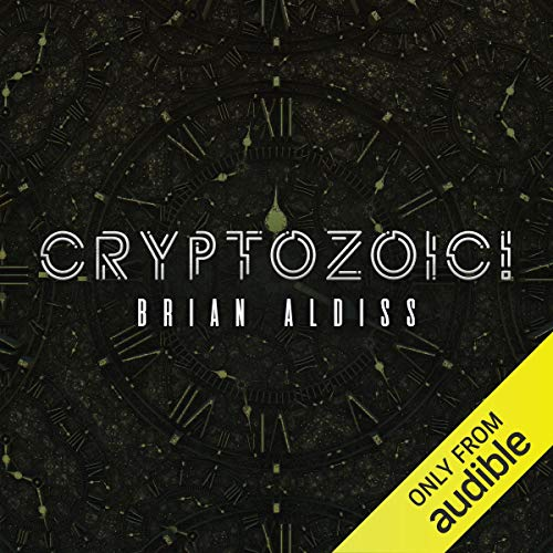 『Cryptozoic!』のカバーアート
