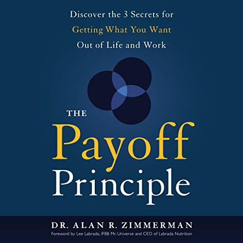 The Payoff Principle audiobook cover art