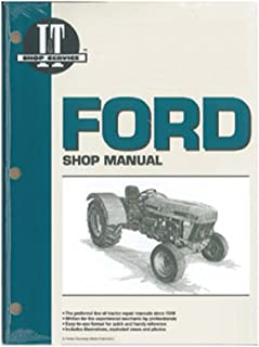 FO47 New Tractor Shop Manual made for Ford New Holland 3230 3430 3930 4630 4830