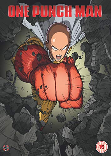 One Punch Man Collection One (Episodes 1-12 + 6 OVA) - DVD