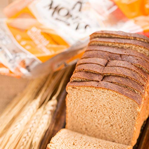 Monks' Whole Wheat Bread 3 Loaf Bundle (3 x 1lb. Loaves)