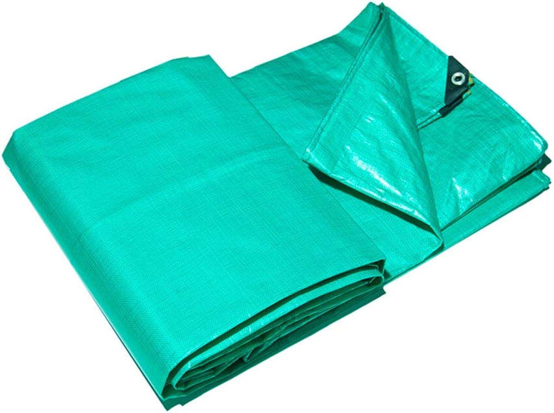 Hochleistungsplane Wasserdicht Winddicht Sonnenschutz Im Freien Dickes Wei Transparent Mit Perforierter Plane Bodenbelag Schuppen Tuch Regen 150G   M2 (Größe   6  8m)