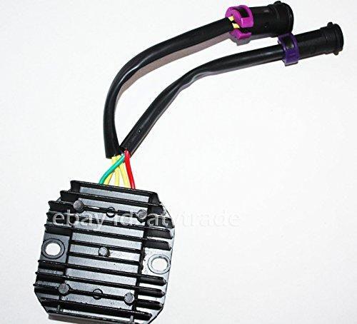 Spannungs Regler Lichtmaschine Gleichrichter Shineray 400 ST-2 ATV Quad 3 Phase Spannungsregler Stromwandler
