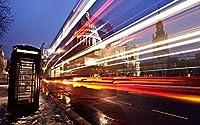 大人のための500個キッズライト、ロンドン、道路、都市難しいパズルマルチカラー