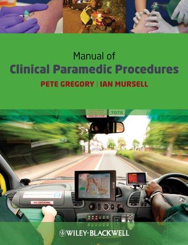 51ufM2j6 +L - Manual of Clinical Paramedic Procedures