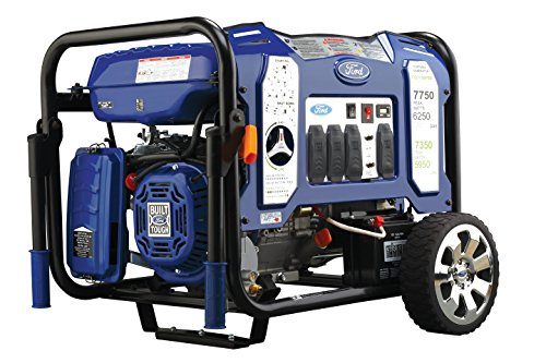 Ford 7,750W Portable Switch & Go Technology and Electric...