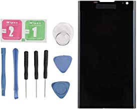 Hakeeta Premium Screen Replacement Set Compatible with BlackBerry, 5.4in LCD Display Touch Screen Replacement Digitizer Full Assembly for BlackBerry Priv, with Tools