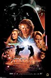 Trends International 24X36 Star Wars: Revenge of The Sith - One Sheet Wall Poster, 24' x 36', Unframed Version