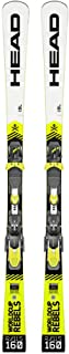 HEAD 2020 WC Rebels i.SL Skis w/FF EVO 14 Bindings