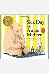 A Sick Day for Amos McGee Hardcover