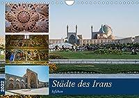 Staedte des Irans - Isfahan (Wandkalender 2022 DIN A4 quer): Ein Rundgang durch die iranische Stadt Isfahan (Monatskalender, 14 Seiten )