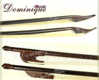 D Z Strad Cello Bow - Baroque Style - Snakewood Cello Bow