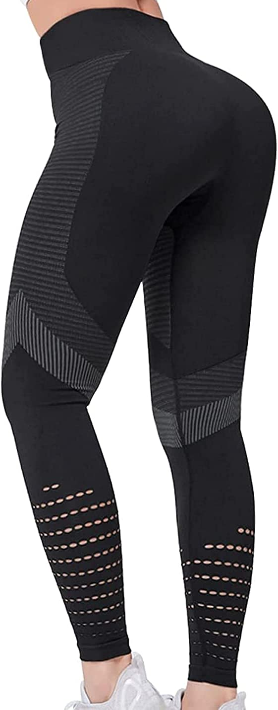 Xishiloft High Waisted Leggings for Women Genuine Workout Seamless Leggi Super intense SALE